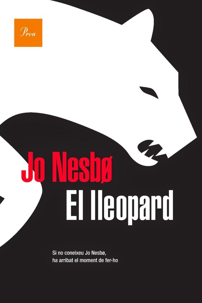 Un lleopard noruec? Nesbø, és clar