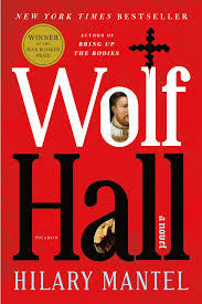Wolf Hall, Hillary Mantel